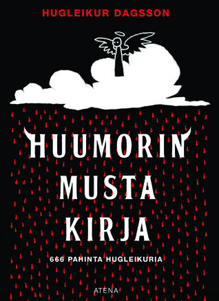 Hugleikur Dagsson, kirjoittanut Hugleikur Dagsson - kirjan kansikuva