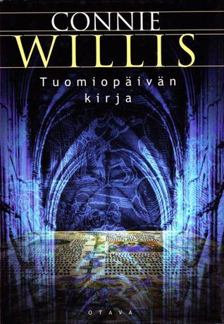 Tuomiopäivän kirja, kirjoittanut Connie Willis - kirjan kansikuva
