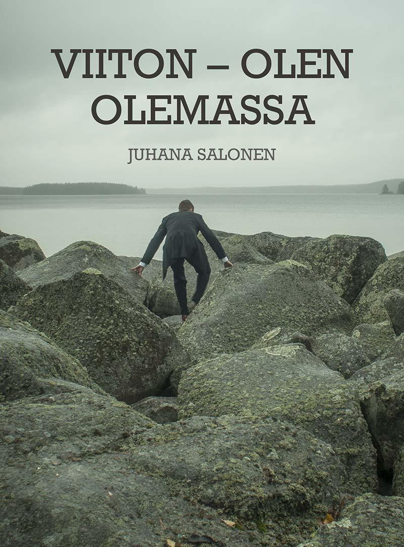 Viiton – olen olemassa, kirjoittanut Juhana Salonen - kirjan kansikuva